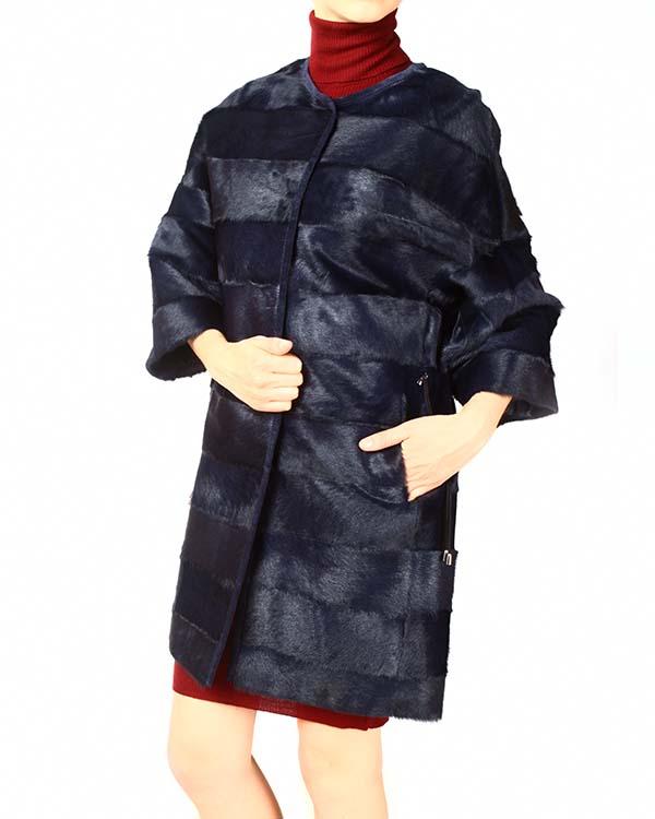 женская мех.пальто P.A.R.O.S.H., сезон: зима 2013/14. Купить за 59100 руб. | Фото $i