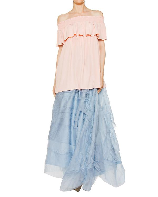женская юбка P.A.R.O.S.H., сезон: лето 2017. Купить за 15800 руб. | Фото $i