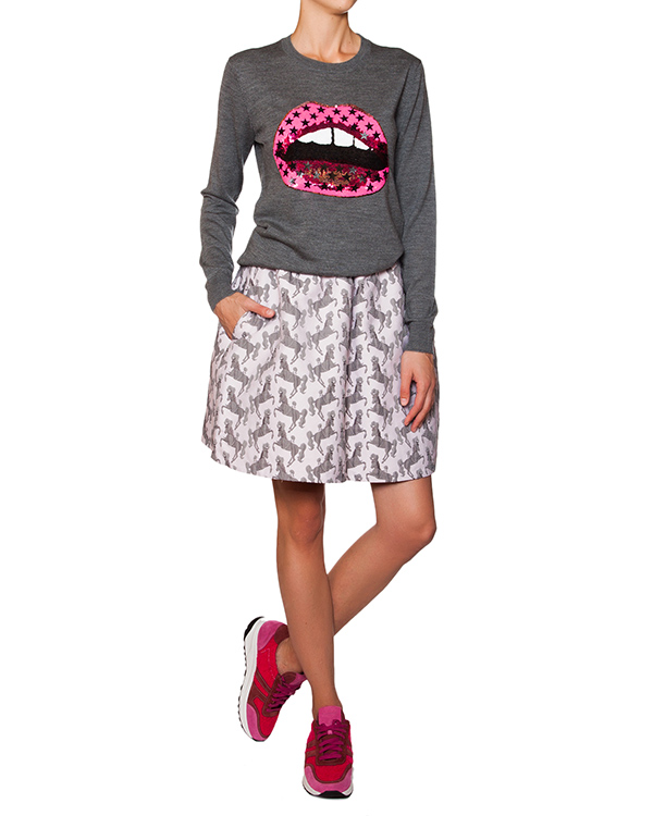 женская юбка Markus Lupfer, сезон: зима 2015/16. Купить за 13500 руб.   Фото $i