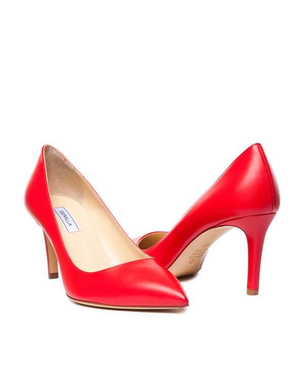 женская туфли Semilla, сезон: лето 2015. Купить за 12400 руб. | Фото 3