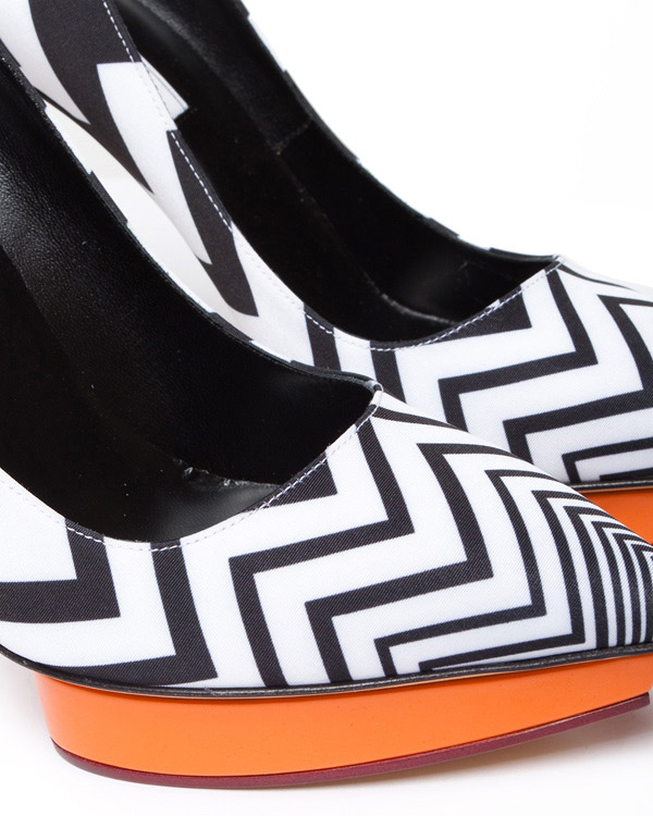 женская туфли Semilla, сезон: лето 2015. Купить за 12700 руб. | Фото 4