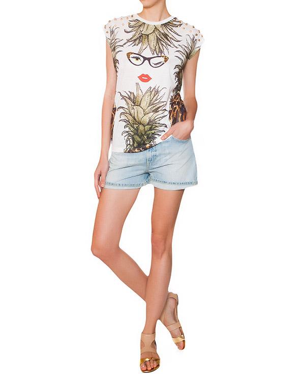 женская футболка Sweet Matilda, сезон: лето 2015. Купить за 5100 руб. | Фото 3