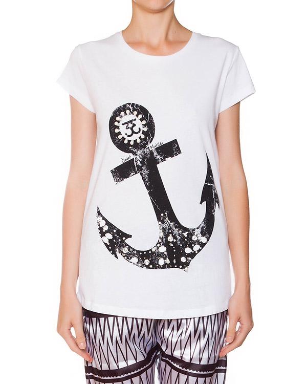 женская футболка Sweet Matilda, сезон: лето 2015. Купить за 4900 руб. | Фото 1