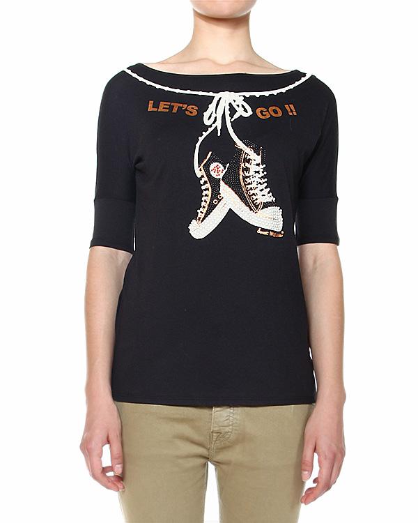 женская футболка Sweet Matilda, сезон: зима 2013/14. Купить за 3400 руб. | Фото 1