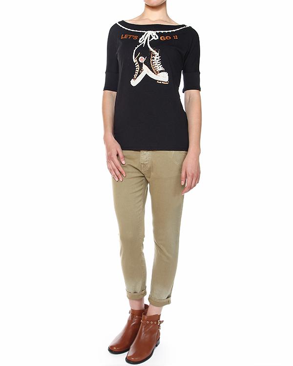 женская футболка Sweet Matilda, сезон: зима 2013/14. Купить за 3400 руб. | Фото 3