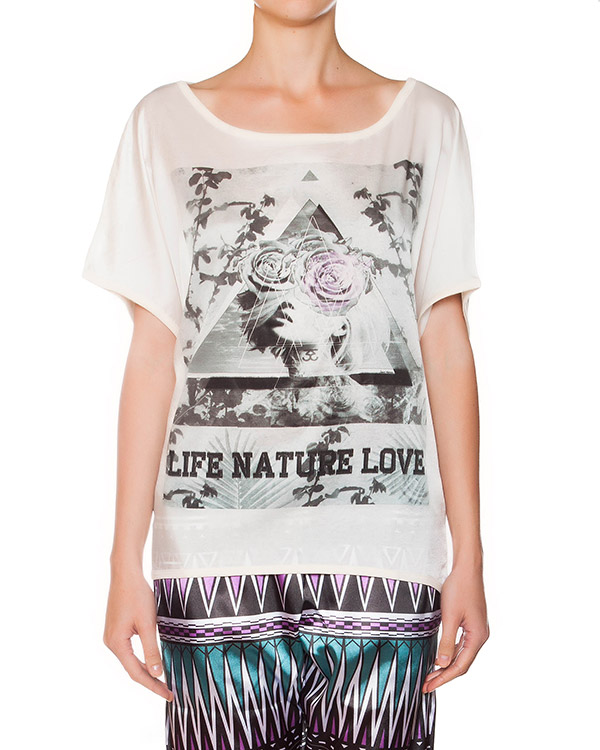 женская футболка Sweet Matilda, сезон: лето 2015. Купить за 3900 руб. | Фото 1