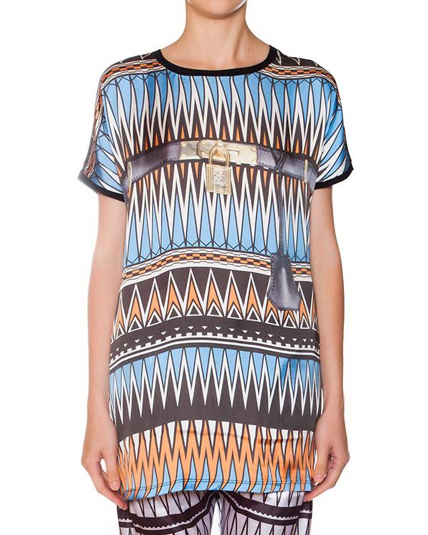 женская футболка Sweet Matilda, сезон: лето 2015. Купить за 4400 руб. | Фото 1