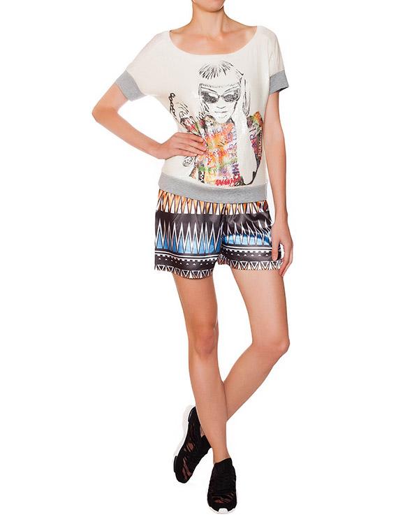 женская шорты Sweet Matilda, сезон: лето 2015. Купить за 3900 руб. | Фото 3
