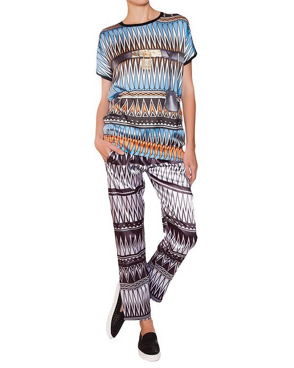 женская брюки Sweet Matilda, сезон: лето 2015. Купить за 5400 руб. | Фото 3