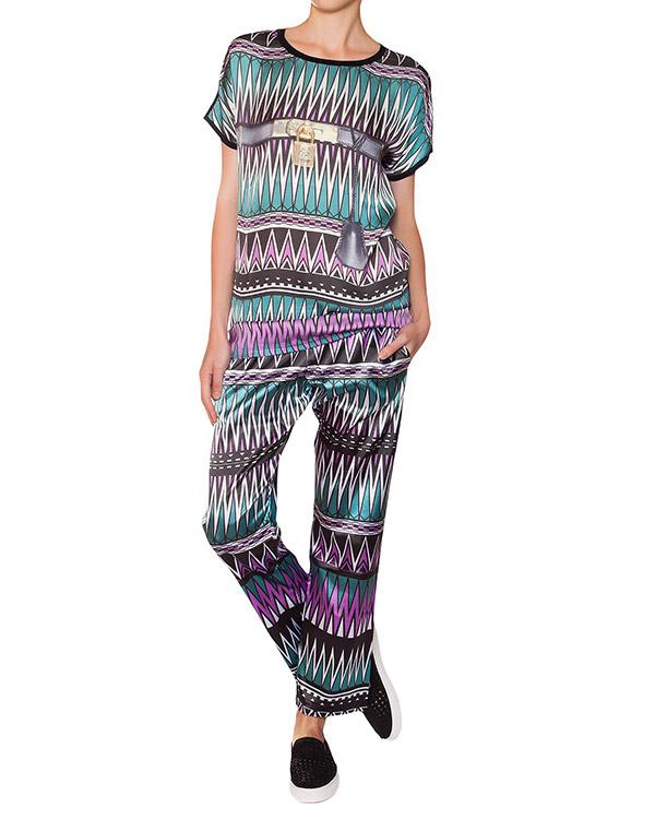 женская брюки Sweet Matilda, сезон: лето 2015. Купить за 6800 руб. | Фото 3