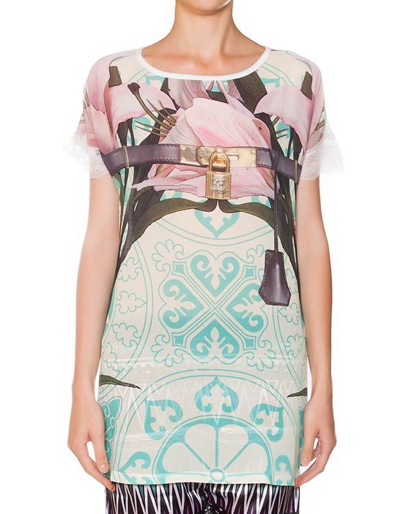 женская футболка Sweet Matilda, сезон: лето 2015. Купить за 4700 руб. | Фото 1