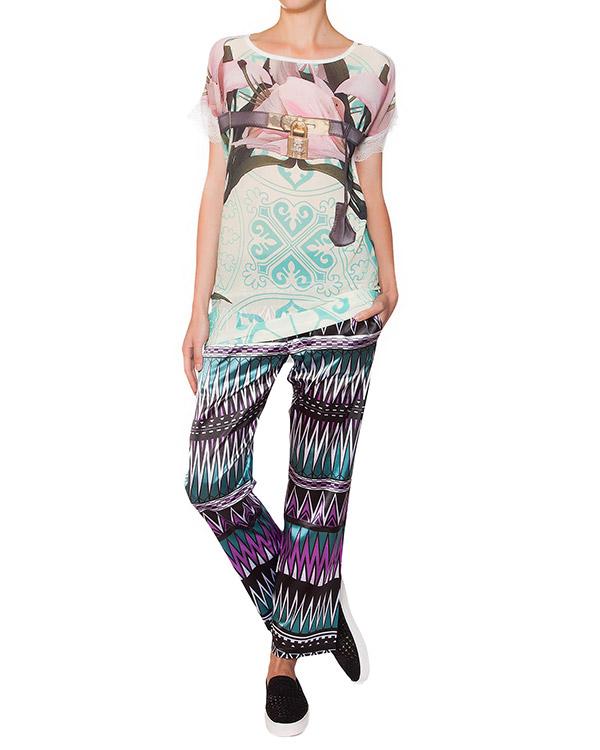 женская футболка Sweet Matilda, сезон: лето 2015. Купить за 4700 руб. | Фото 3