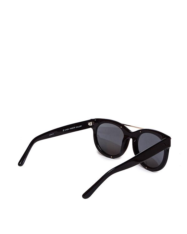 аксессуары очки Linda Farrow, сезон: лето 2015. Купить за 16800 руб. | Фото 2