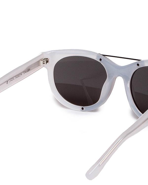 аксессуары очки Linda Farrow, сезон: лето 2015. Купить за 16800 руб. | Фото 3