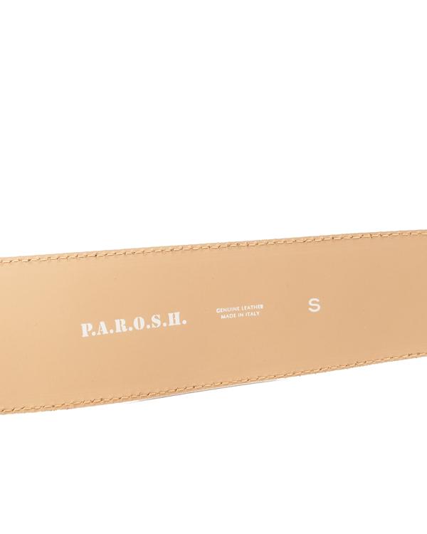 аксессуары ремень P.A.R.O.S.H., сезон: лето 2014. Купить за 6100 руб. | Фото 4