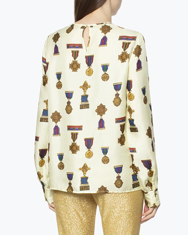 женская блуза P.A.R.O.S.H., сезон: зима 2016/17. Купить за 12600 руб. | Фото $i