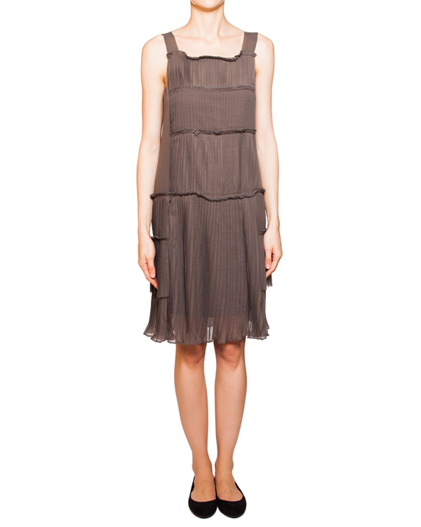 женская платье P.A.R.O.S.H., сезон: лето 2012. Купить за 11700 руб. | Фото 1