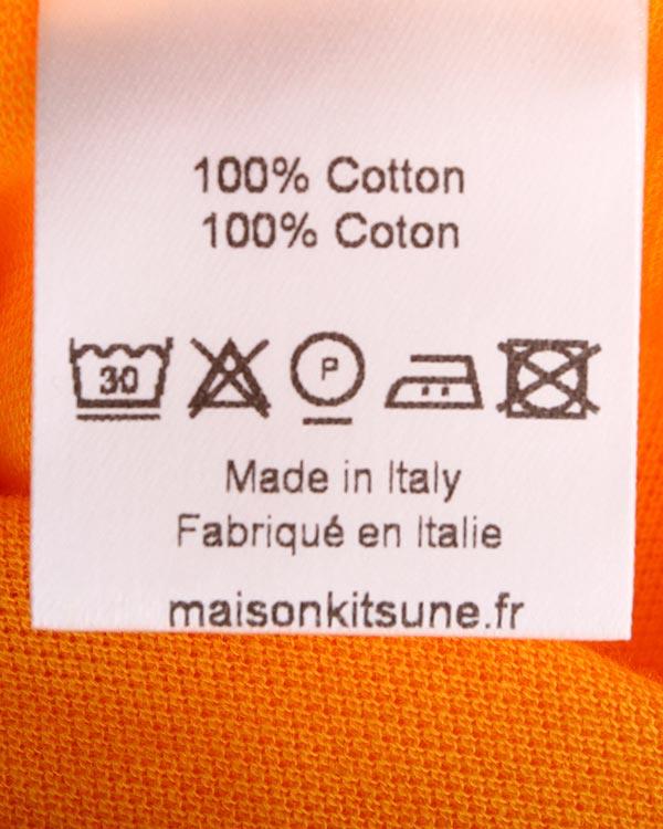 женская поло Maison Kitsune, сезон: лето 2014. Купить за 5200 руб. | Фото 5