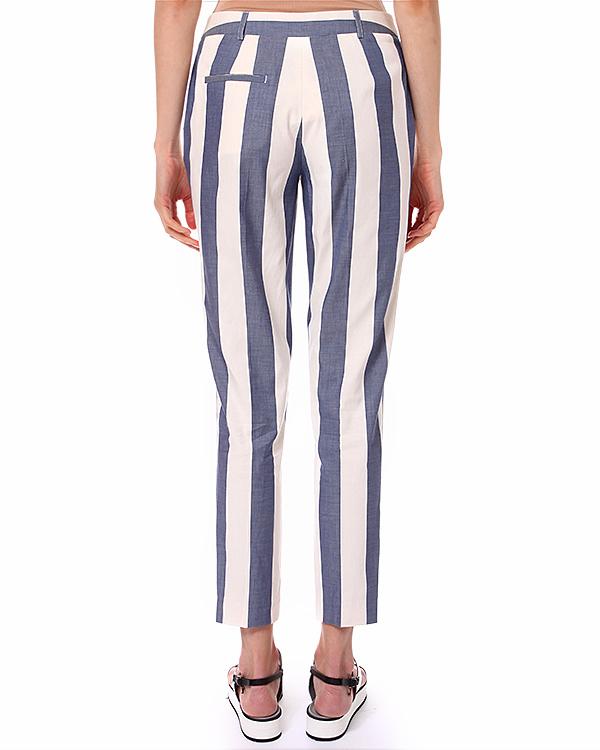 женская брюки Maison Kitsune, сезон: лето 2014. Купить за 7200 руб. | Фото 2