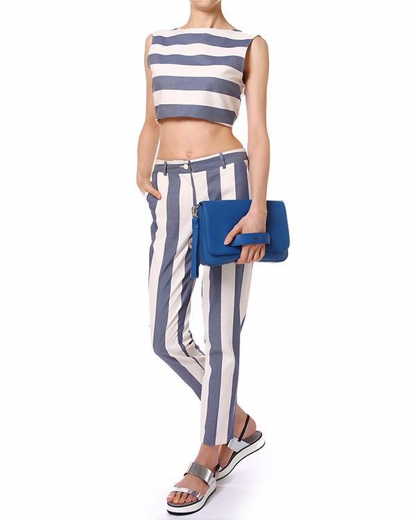 женская брюки Maison Kitsune, сезон: лето 2014. Купить за 7200 руб. | Фото 3