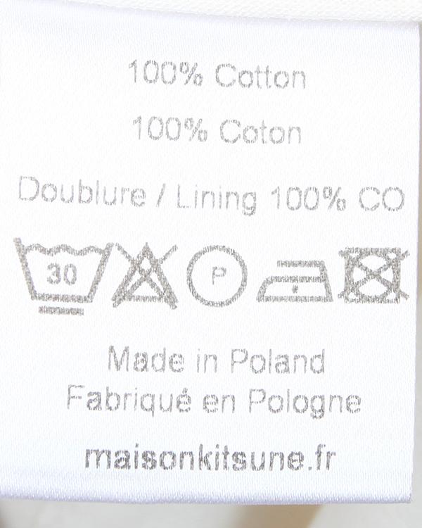 женская брюки Maison Kitsune, сезон: лето 2014. Купить за 7200 руб. | Фото 5