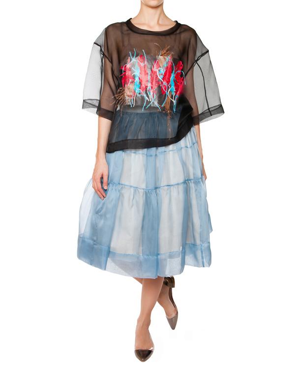женская юбка AVTANDIL, сезон: лето 2015. Купить за 50000 руб. | Фото 3