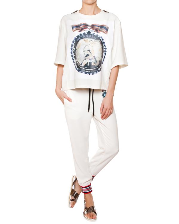 женская брюки AVTANDIL, сезон: лето 2015. Купить за 12000 руб. | Фото 3