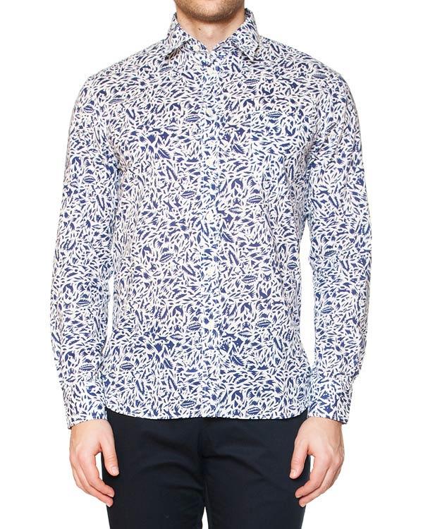 рубашка  артикул SS15M009 марки Maison Kitsune купить за 8200 руб.