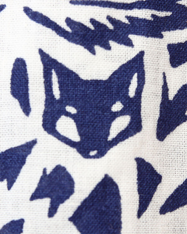 мужская рубашка Maison Kitsune, сезон: лето 2015. Купить за 7300 руб. | Фото 4