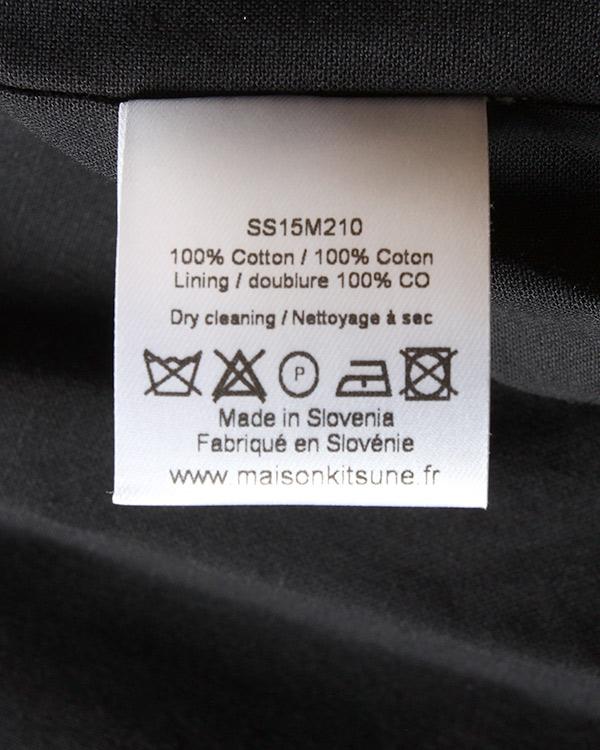 мужская куртка Maison Kitsune, сезон: лето 2015. Купить за 21200 руб. | Фото 5
