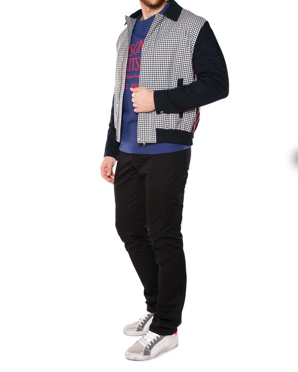 мужская брюки Maison Kitsune, сезон: лето 2015. Купить за 5800 руб. | Фото 3