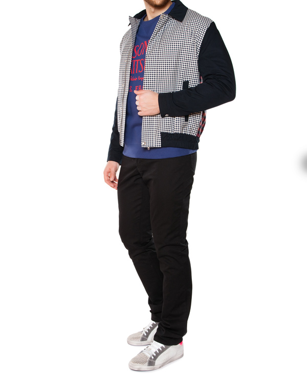мужская брюки Maison Kitsune, сезон: лето 2015. Купить за 5800 руб. | Фото $i