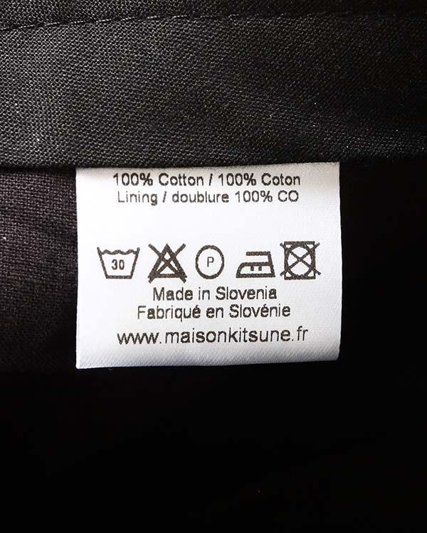 мужская брюки Maison Kitsune, сезон: лето 2015. Купить за 9700 руб. | Фото 5