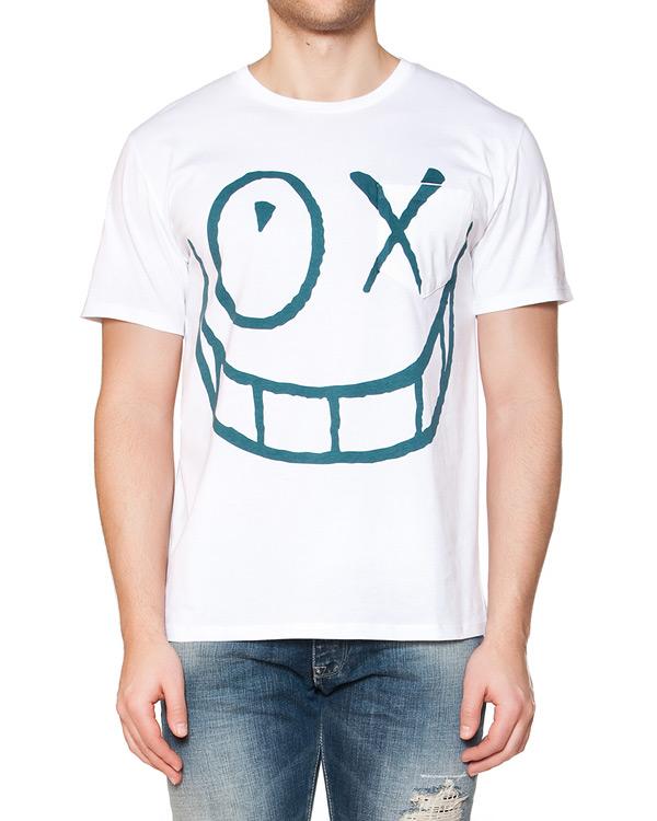 мужская футболка Maison Kitsune, сезон: лето 2015. Купить за 5300 руб. | Фото 1
