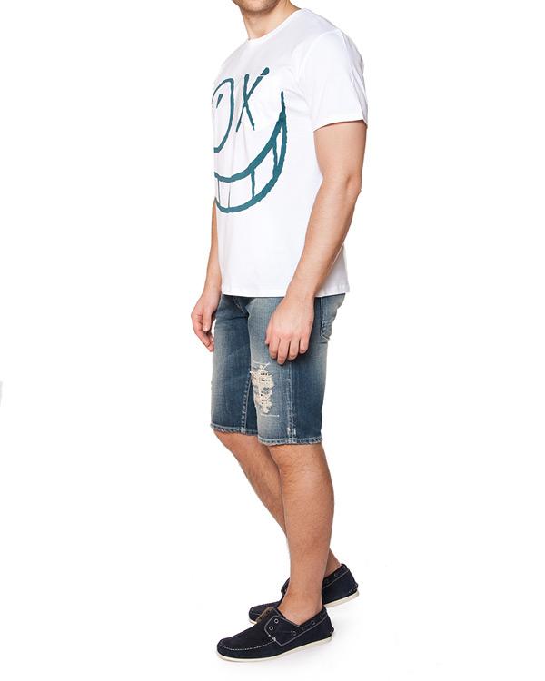 мужская футболка Maison Kitsune, сезон: лето 2015. Купить за 5300 руб. | Фото 3