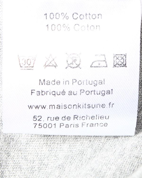 мужская футболка Maison Kitsune, сезон: лето 2015. Купить за 5300 руб. | Фото $i