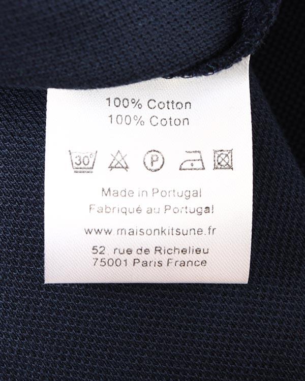 мужская поло Maison Kitsune, сезон: лето 2015. Купить за 5300 руб. | Фото 5