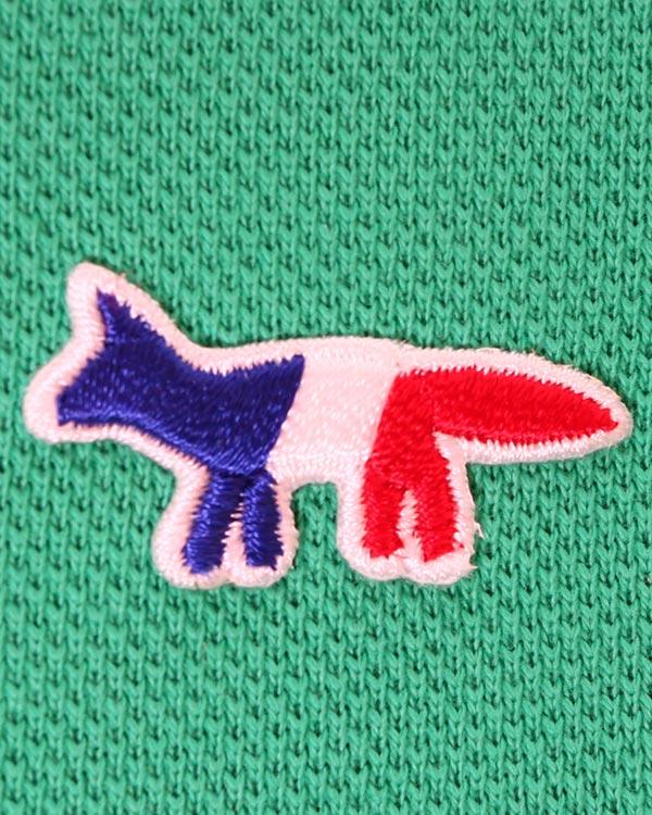 мужская поло Maison Kitsune, сезон: лето 2015. Купить за 5300 руб. | Фото $i