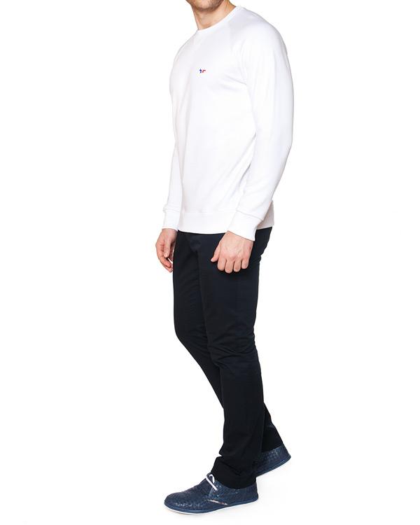 мужская свитшот Maison Kitsune, сезон: лето 2015. Купить за 5800 руб. | Фото $i