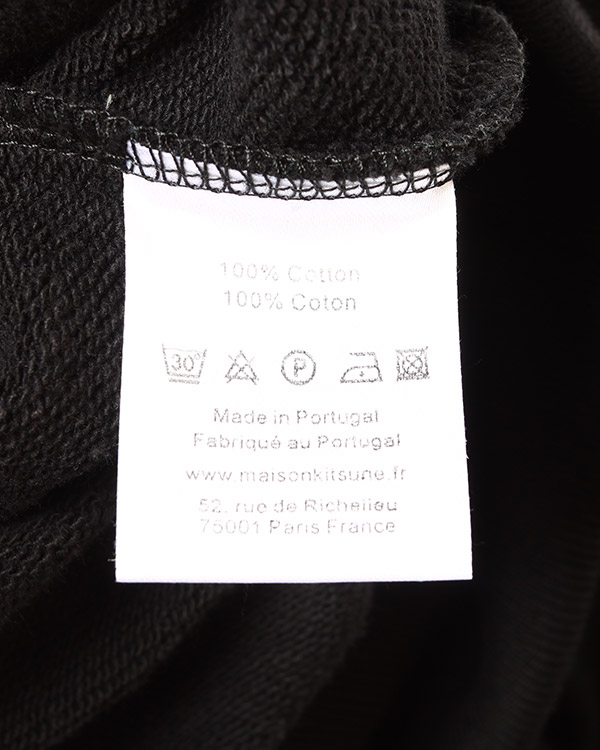 мужская свитшот Maison Kitsune, сезон: лето 2015. Купить за 5800 руб. | Фото 5
