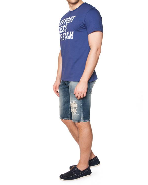 мужская футболка Maison Kitsune, сезон: лето 2015. Купить за 2900 руб. | Фото $i