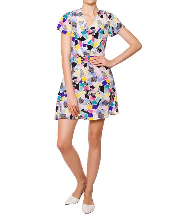 женская платье Maison Kitsune, сезон: лето 2015. Купить за 17300 руб. | Фото 2