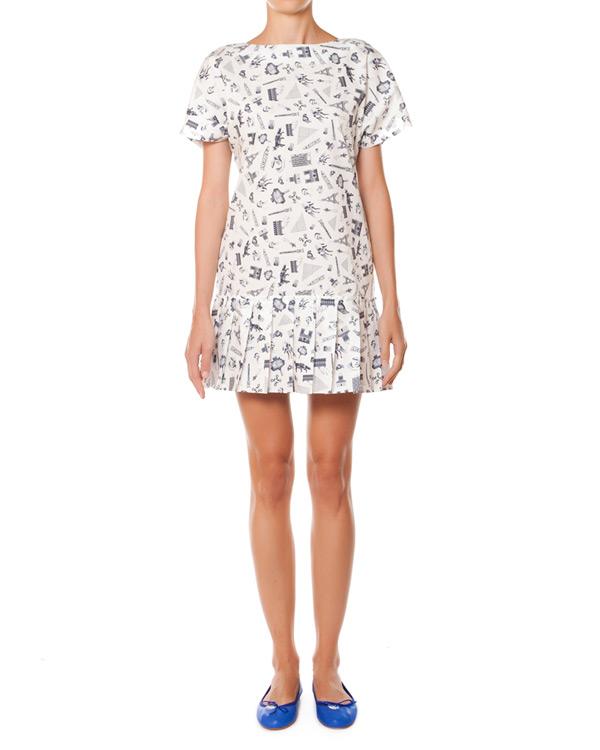 женская платье Maison Kitsune, сезон: лето 2015. Купить за 12000 руб. | Фото $i