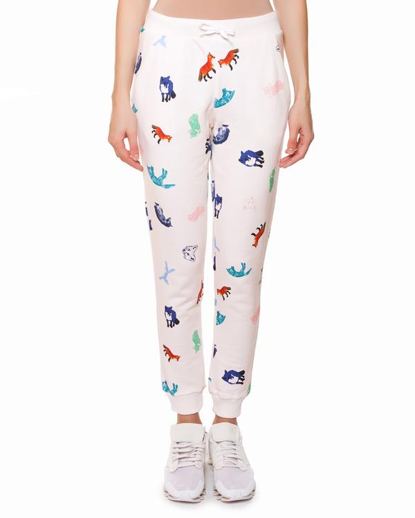 женская брюки Maison Kitsune, сезон: лето 2015. Купить за 6200 руб. | Фото 1