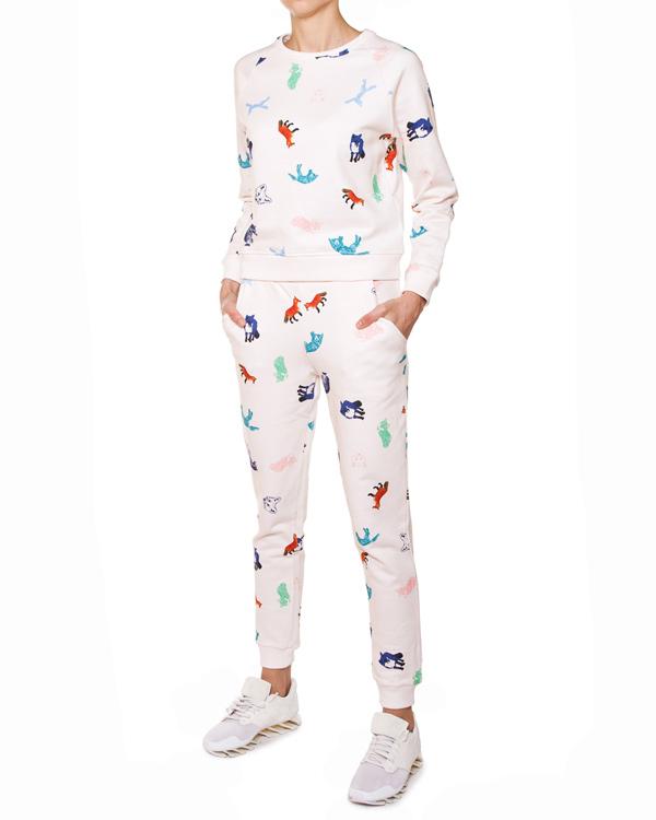 женская брюки Maison Kitsune, сезон: лето 2015. Купить за 6200 руб. | Фото 3