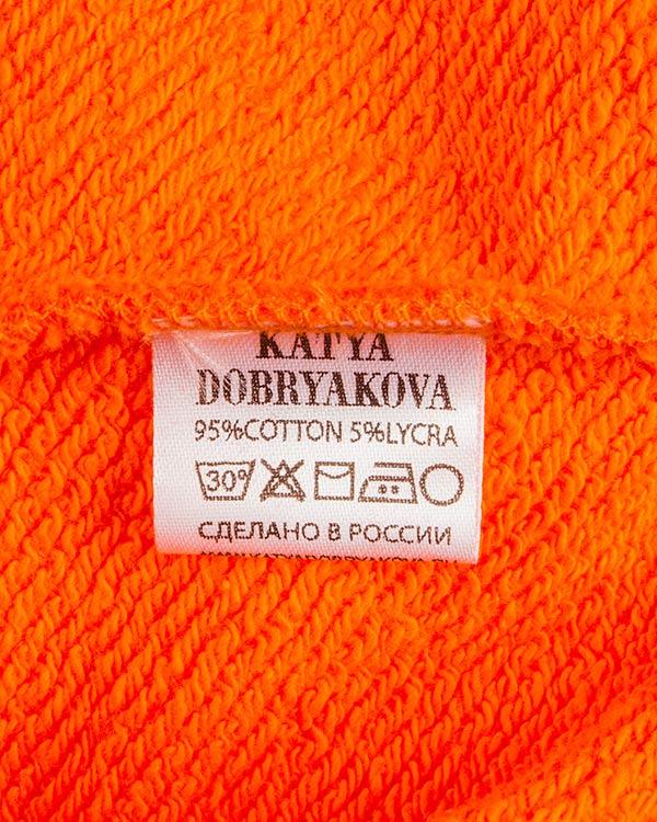 женская свитшот KATЯ DOBRЯKOVA, сезон: лето 2016. Купить за 8800 руб. | Фото 5