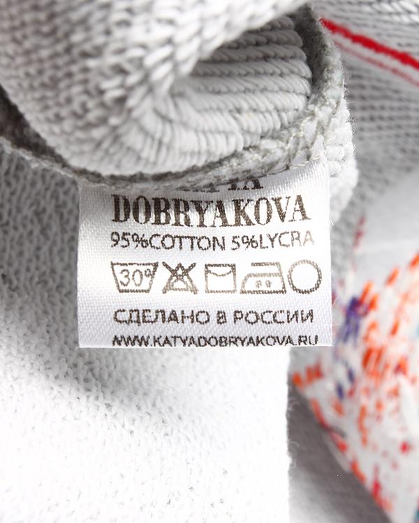женская свитшот KATЯ DOBRЯKOVA, сезон: лето 2016. Купить за 4500 руб. | Фото 5