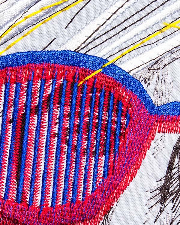 женская куртка KATЯ DOBRЯKOVA, сезон: лето 2016. Купить за 31300 руб. | Фото 4