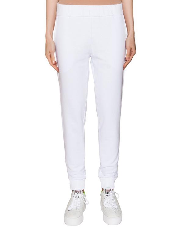 брюки в спортивном стиле из мягкого хлопкового трикотажа артикул SS16704 марки KATЯ DOBRЯKOVA купить за 3800 руб.