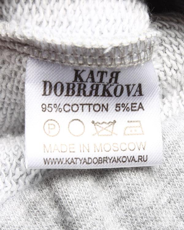 женская брюки KATЯ DOBRЯKOVA, сезон: лето 2016. Купить за 5300 руб. | Фото 5